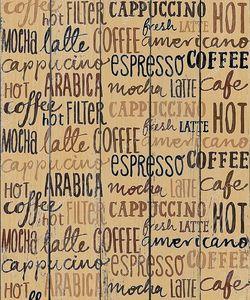 бесшовные кофе шаблон