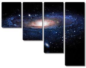 Галактика в открытом космосе