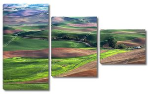 Прокатки Хилл и сельскохозяйственные земли