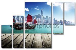 Гонконгская гавань