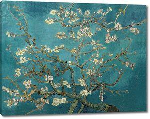 Ван Гог. Ветви цветущего миндаля