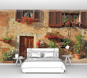Дверь в тосканский дом