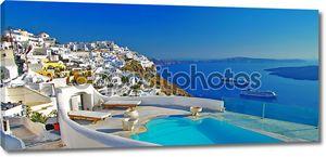 Роскошные Греческие праздники - Санторини
