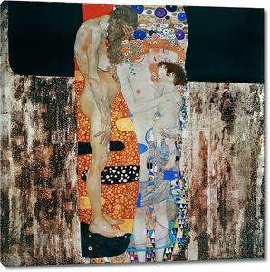 Густав Климт.Три возраста женщины