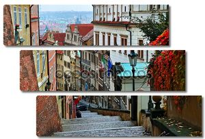 Прогуливаясь по улицам Старого города