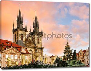 Прага Рождественский рынок 02