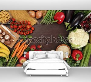 здоровое питание кадр
