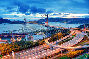 мост мамы tsing
