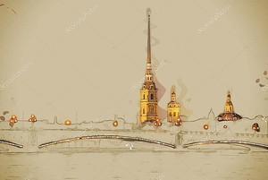 Петра и Петропавловская крепость