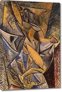 Пабло Пикассо. Танецс покрывалами