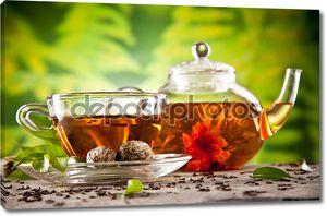 цветущий чай