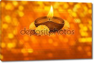 счастливый diwali
