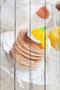 Вкусные блинчики на завтрак