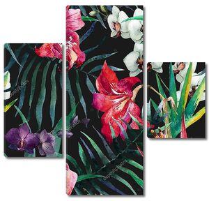 Тропические лилии
