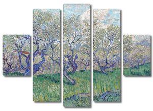 Ван Гог. Цветущий миндаль
