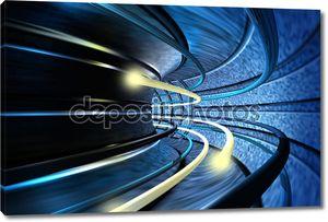 Туннель скорости