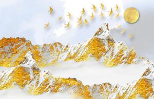 Позолоченные вершины