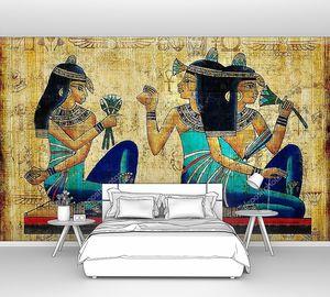Древний Египетский пергамент