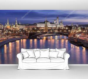 Москва утром