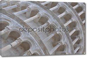 Фасад Пизанская башня