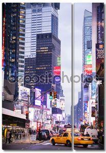 Тайм-Сквер, Нью-Йорк