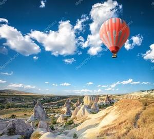 Монгольфьер по Каппадокии