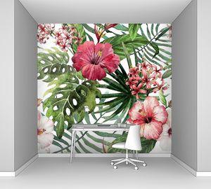 гибискус орхидеи