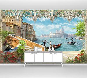 Вид Венеции