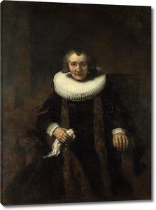 Рембрандт. Портрет Маргариты де Гир, жены Якоба Трипа