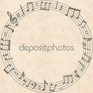 музыка отмечает границу