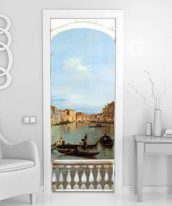 Вид с террасы на Венецию