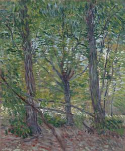 Ван Гог. Деревья