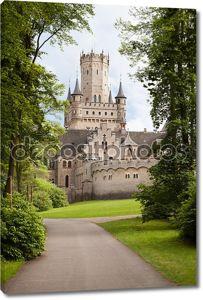 Замок Мариенбург, Германия,,,