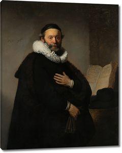 Рембрандт. Портрет Иоганнеса ван Витенборга