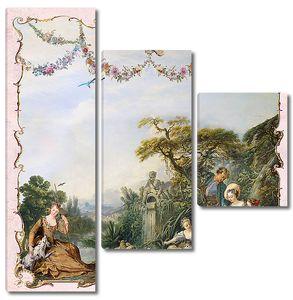 Голландская фреска