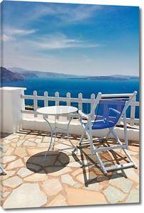 кальдеры Санторини, Греция