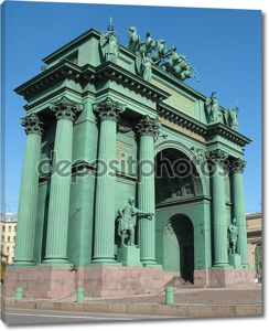 Triumphal arch Narva Gates