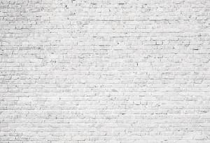Белый гранж кирпичной стены фон