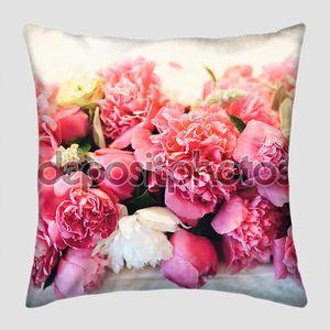 Красивые Розовые пионы