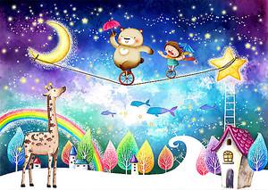 Волшебный цирк