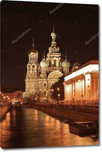 Собор крови из Санкт-Петербурга