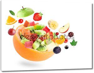 Здоровый фруктовый салат