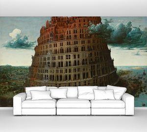 Брейгель Питер. Вавилонская башня