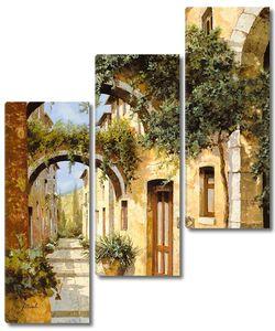 Улочка с арками