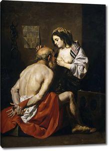 Крайер Каспар. Римское Милосердие