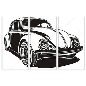 Иллюстрация Вектор Vw Bug