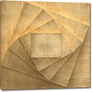 Деревянный прямоугольники