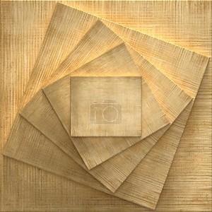 Деревянные прямоугольники