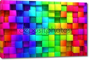 Разноцветные абстракция