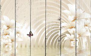 Бесконечная арка с лилиями